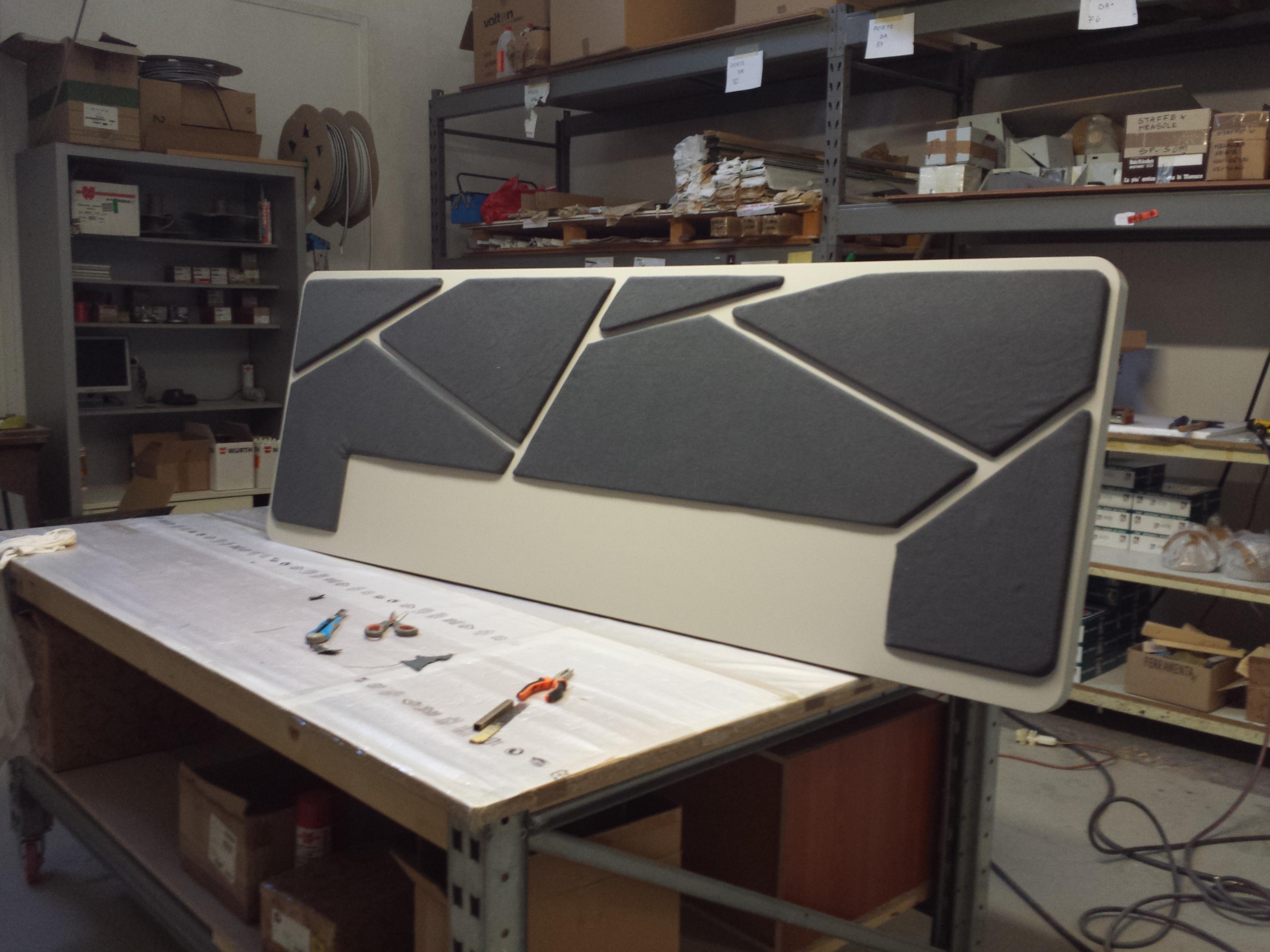 Testiera letto link mobili moderni contemporanei e di design for Mobili contemporanei moderni