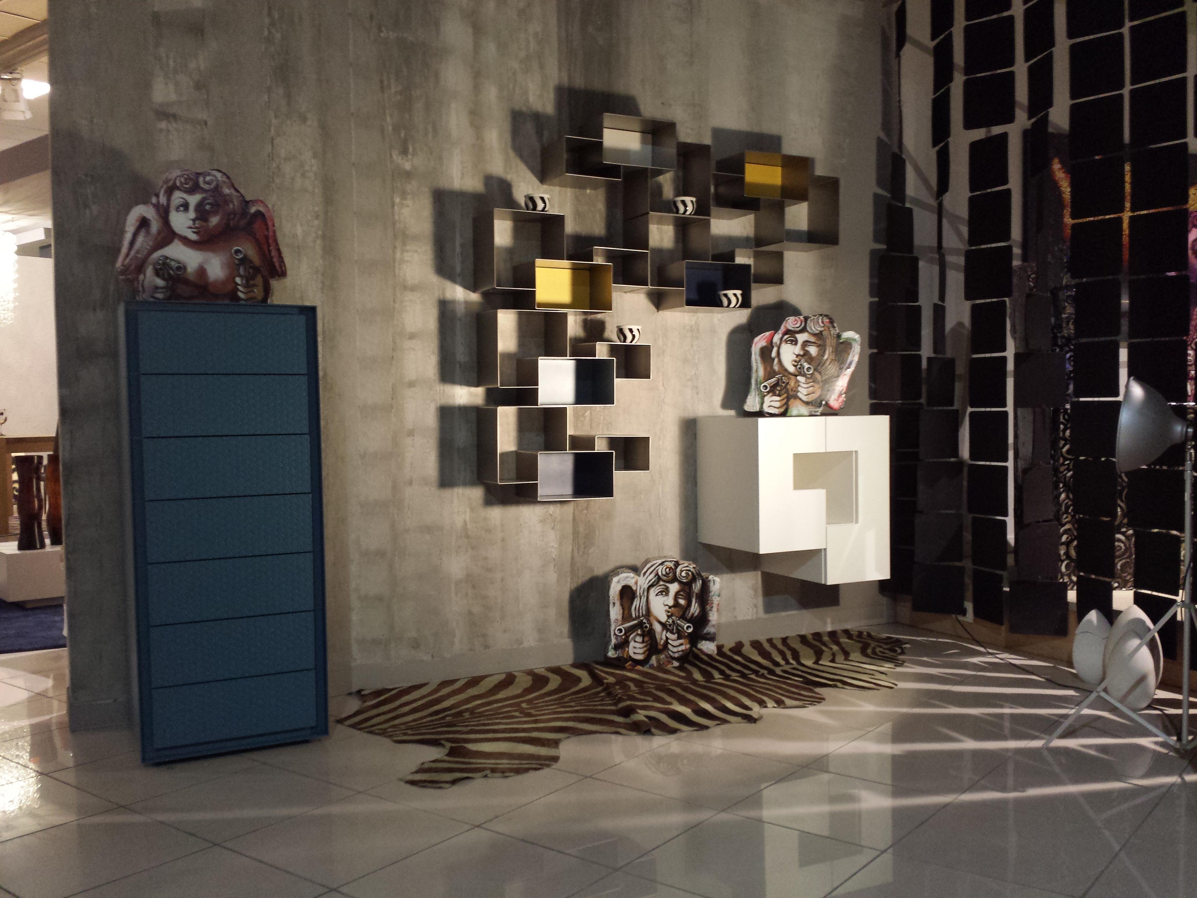 Laboratorio voltan mobili moderni contemporanei e di design for Voltan mobili