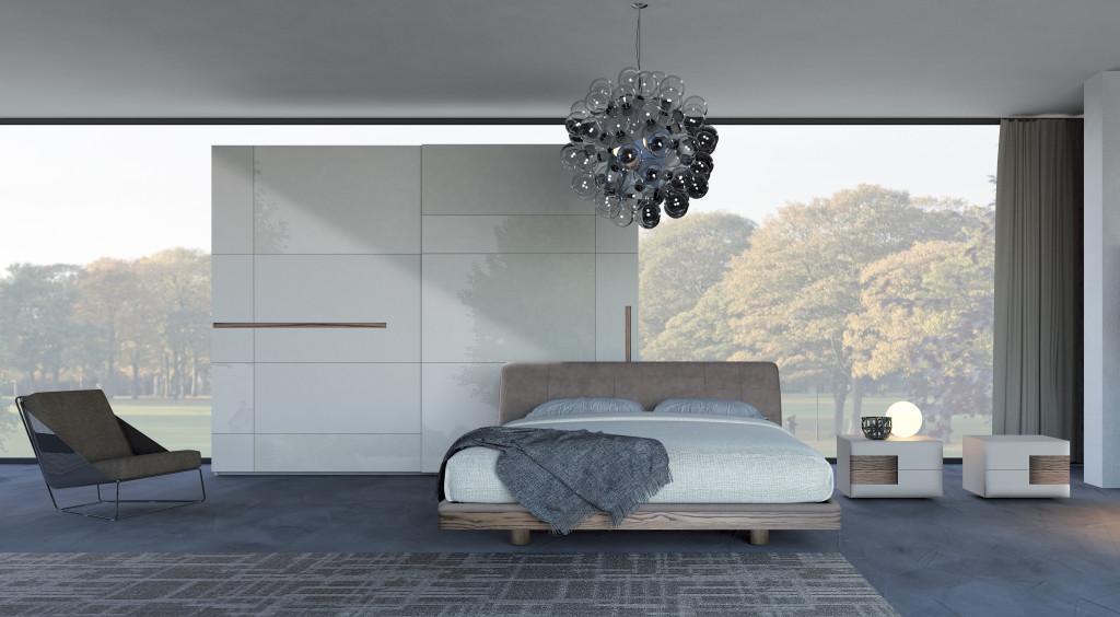Letto eikon light+Arm.Mondrian(1)