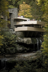 La Casa sulla Cascata, foto di Sxenko, fonte Wikipedia