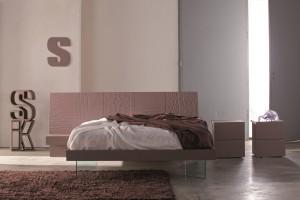 letto moderno di design