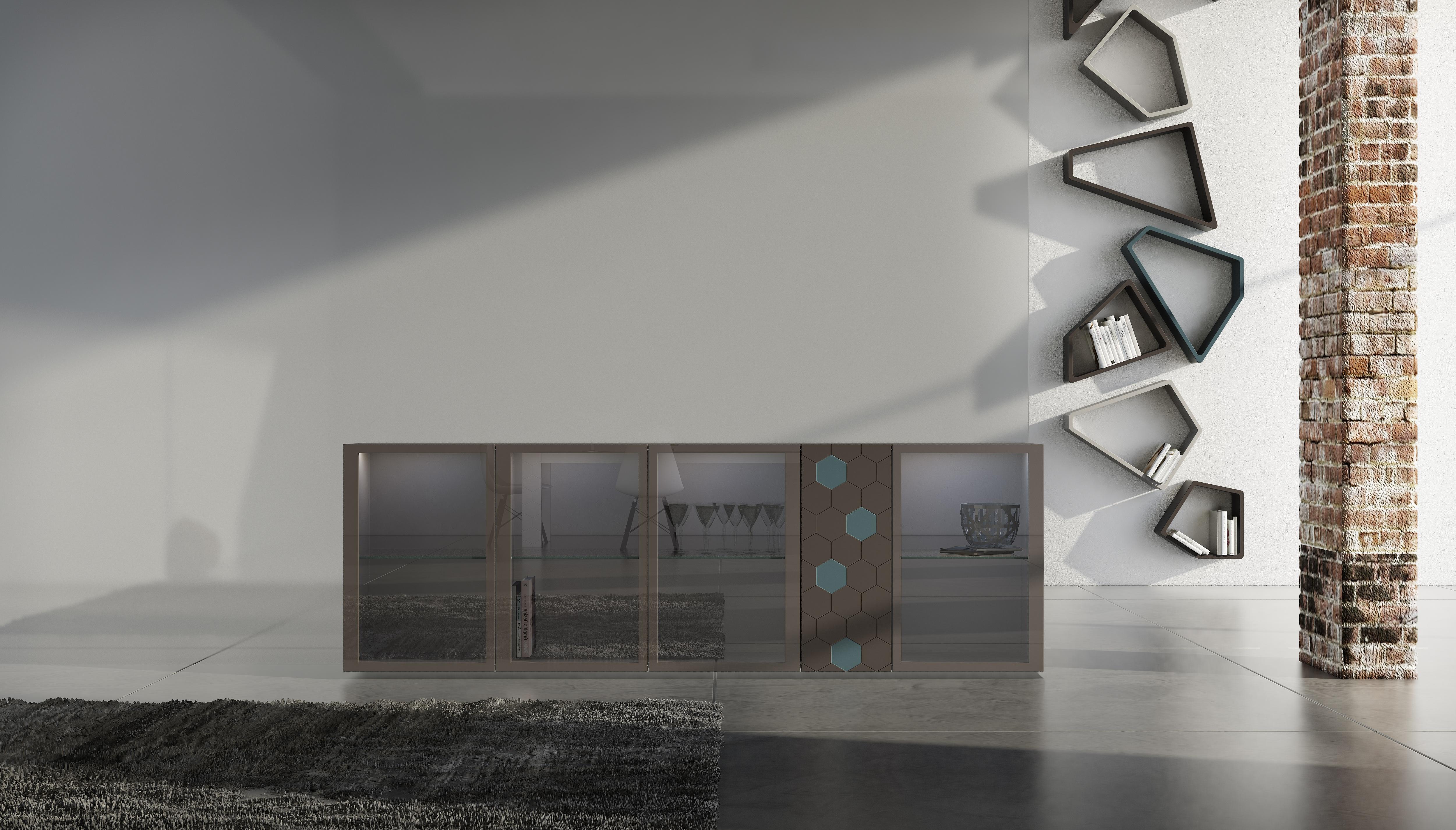 Credenza Moderna Di Design : Credenza moderna bianca le migliori idee per la decorazione