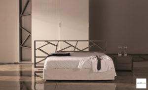 camera da letto moderna particolare