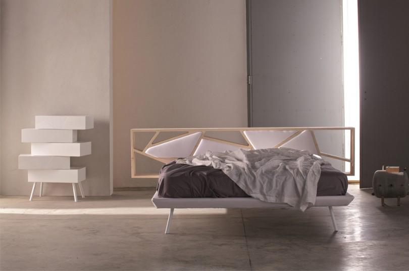 Camere da letto minimal chic.Camere da letto minimal chic.