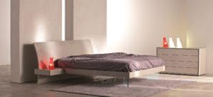 Mobili moderni camera letto