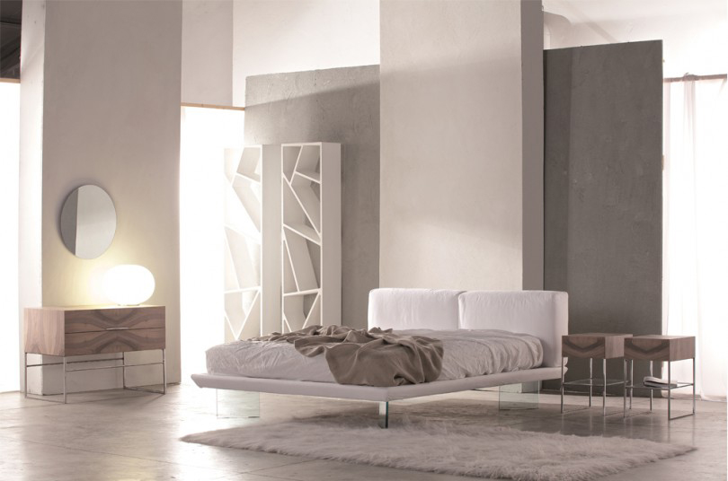 Camere da letto minimal chic for Camera minimal