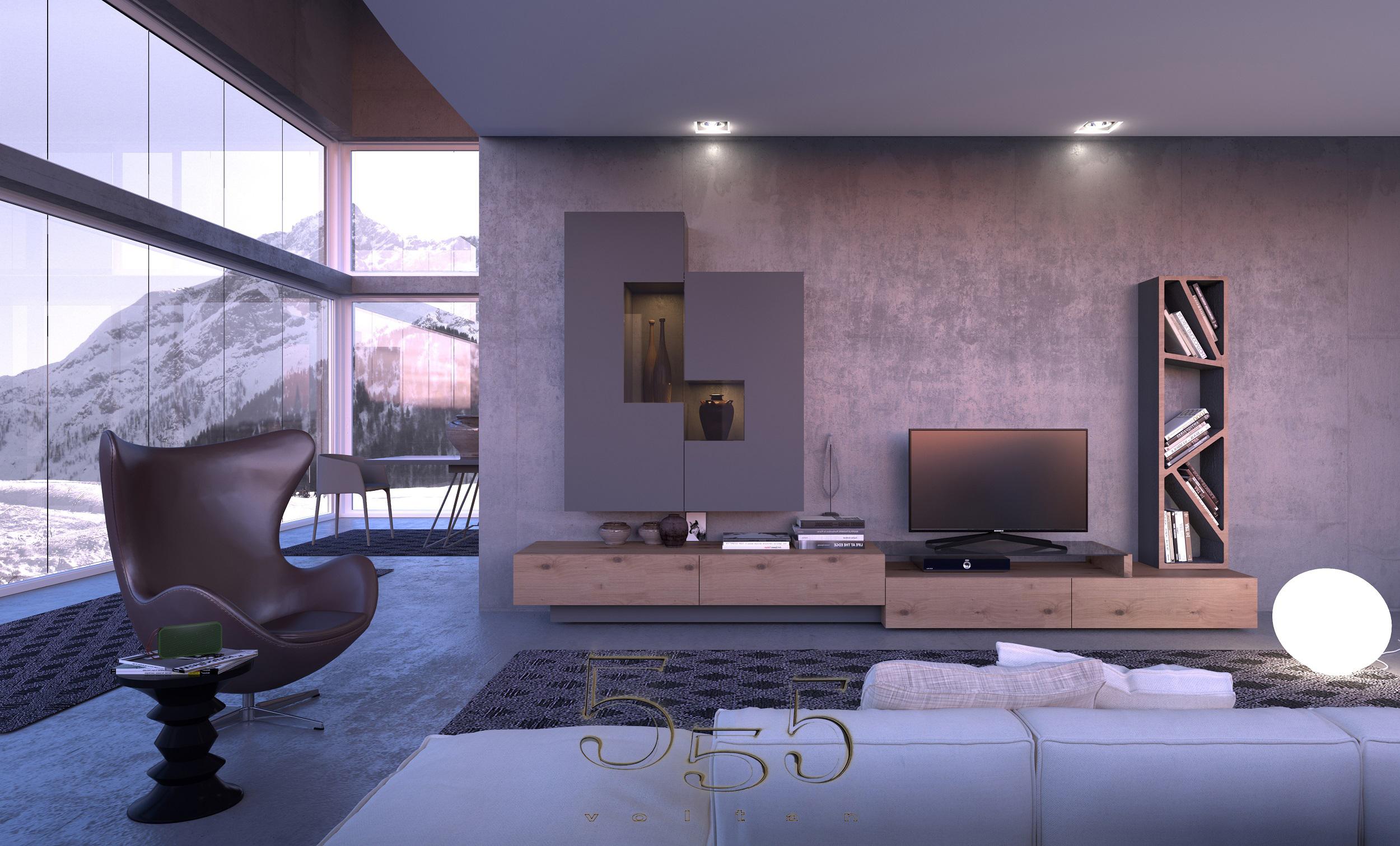 Mobili porta TV moderni e di design