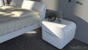 camere da letto contemporanee moderne