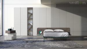 camere da letto particolari moderne