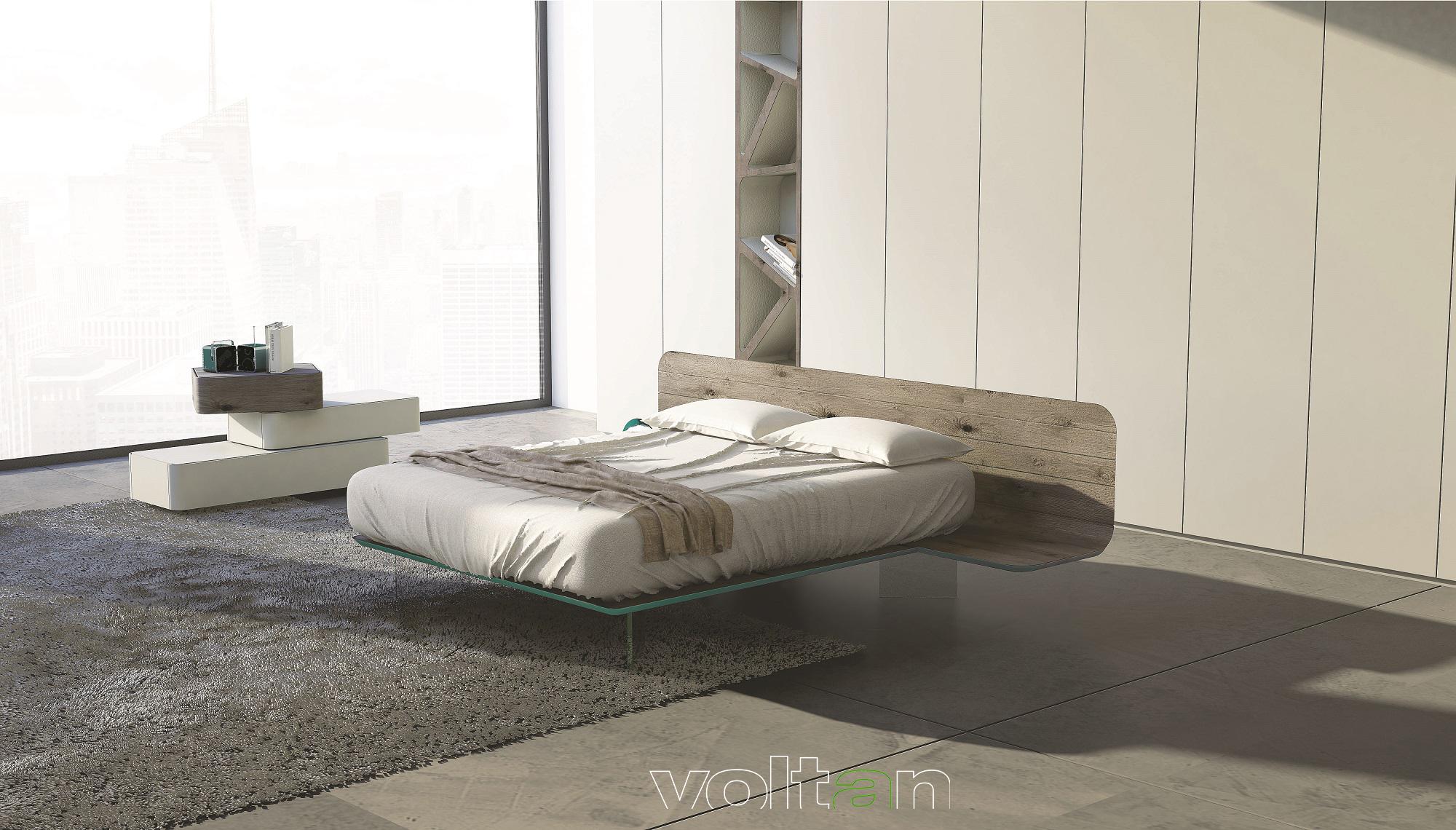 camere da letto stile contemporaneo