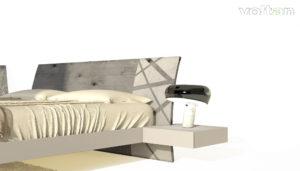 mobili minimal zona notte
