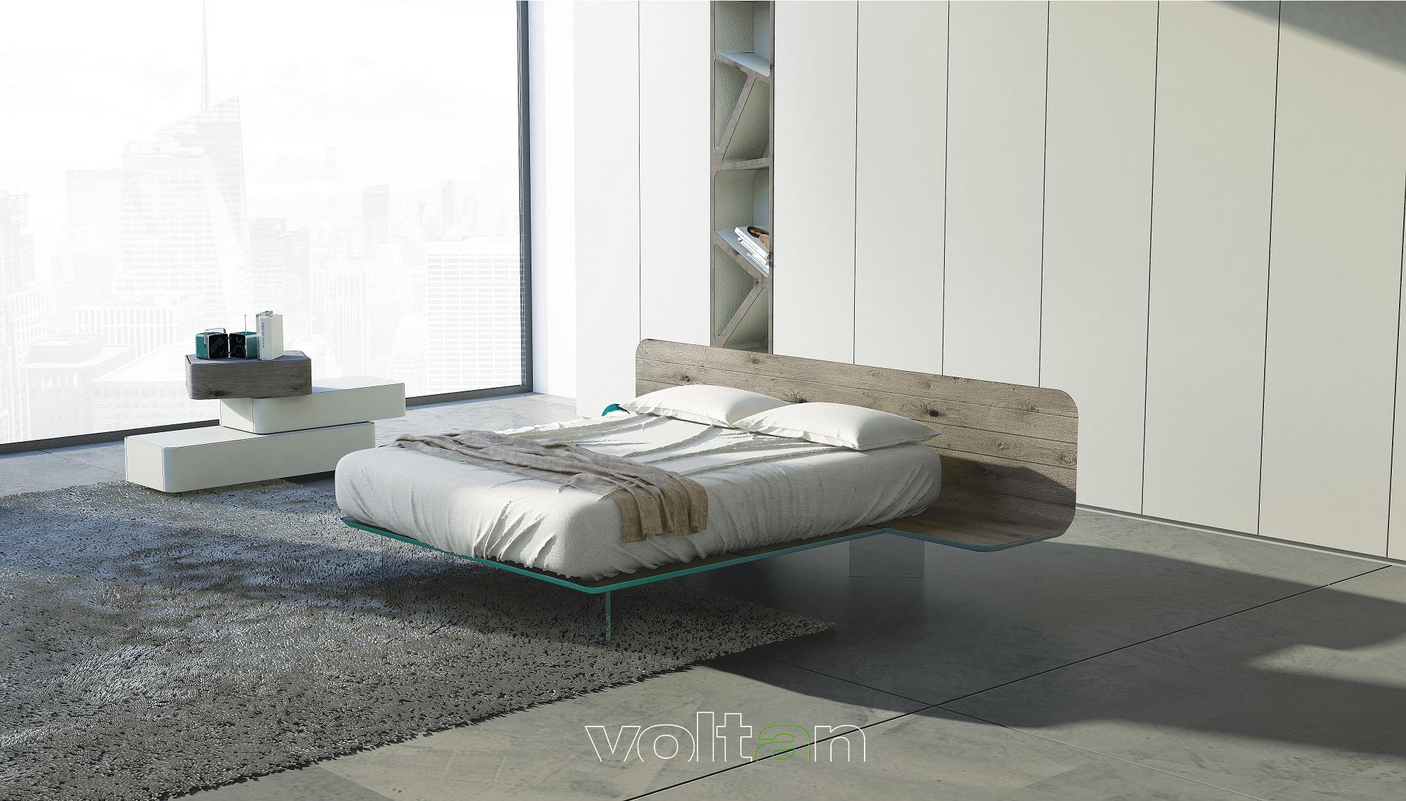 Camera Da Letto Fredda arredamento essenziale camera da letto: mobili minimal zona
