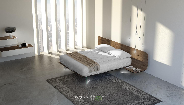 camere da letto eleganti e moderne