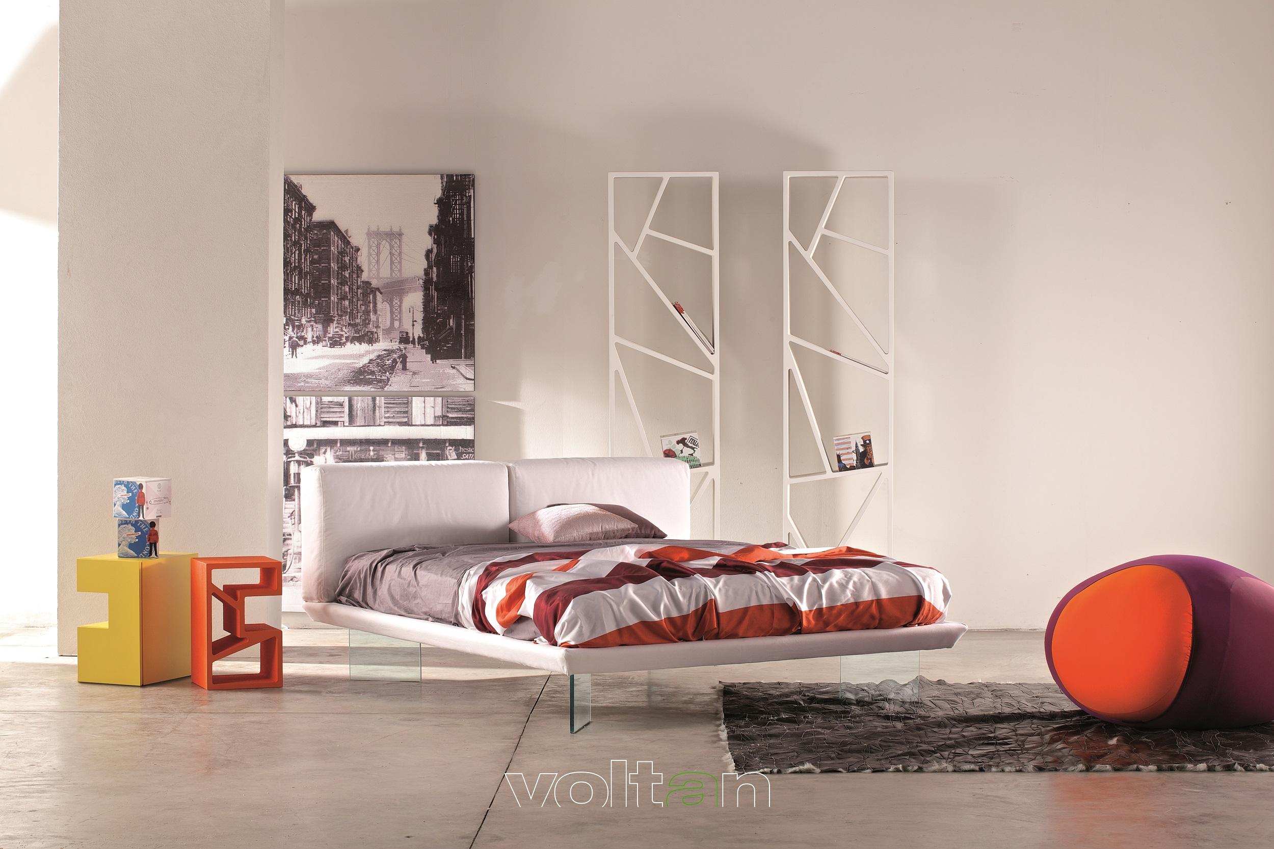 Camere Da Letto Matrimoniali Moderne camere da letto moderne colorate