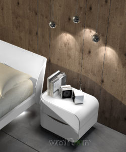 arredamento lusso camera da letto