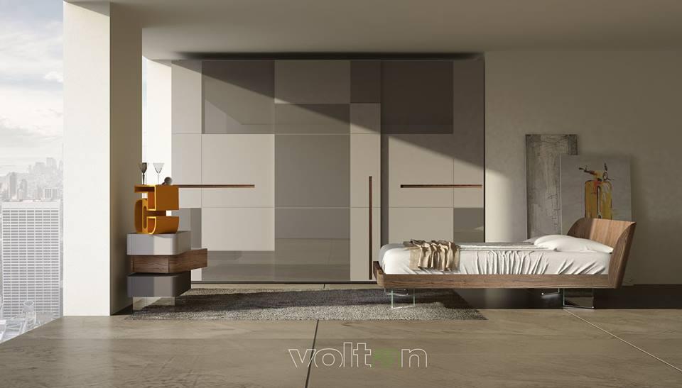 Camere da letto moderne di lusso: arredo luxury zona notte