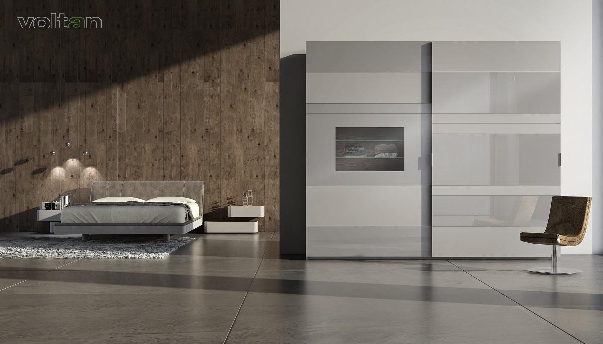 armadio con vano tv
