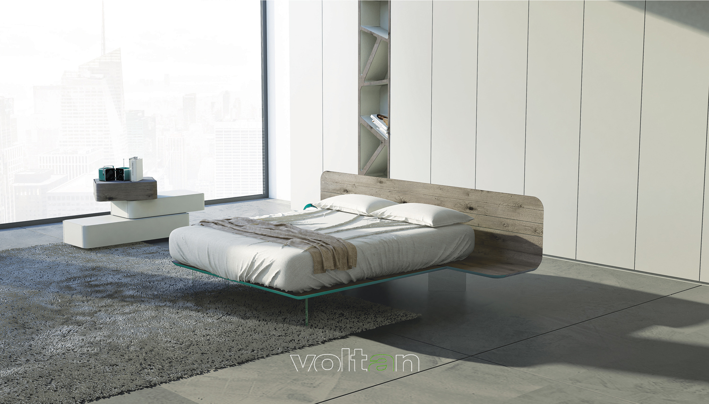 Camere da letto moderne di design