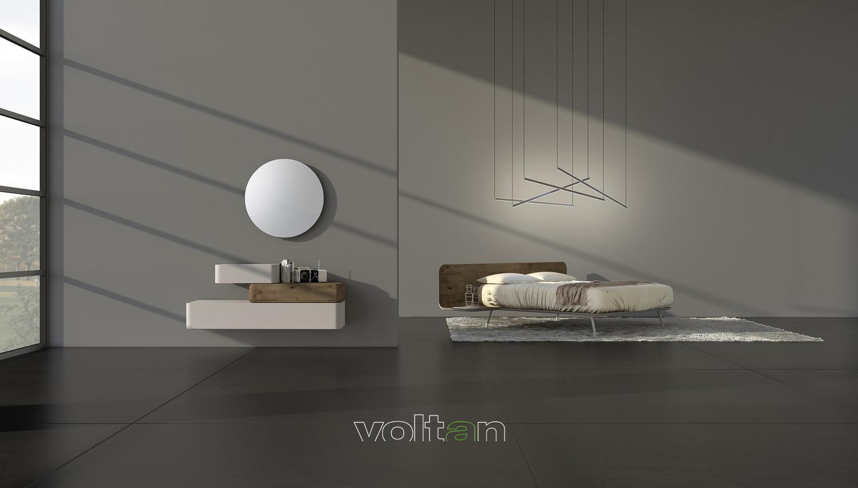 camere da letto moderne e di design