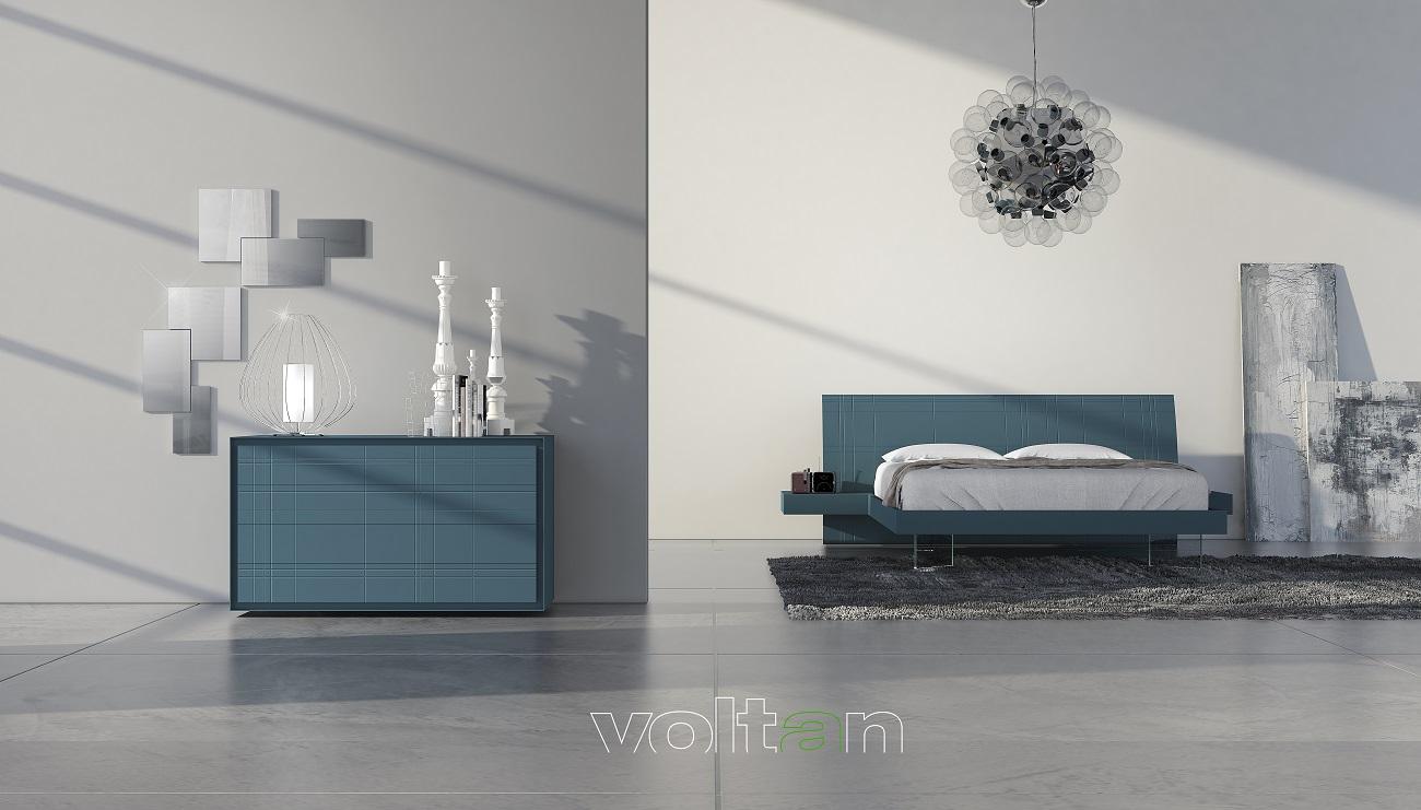 Camera da letto design moderno