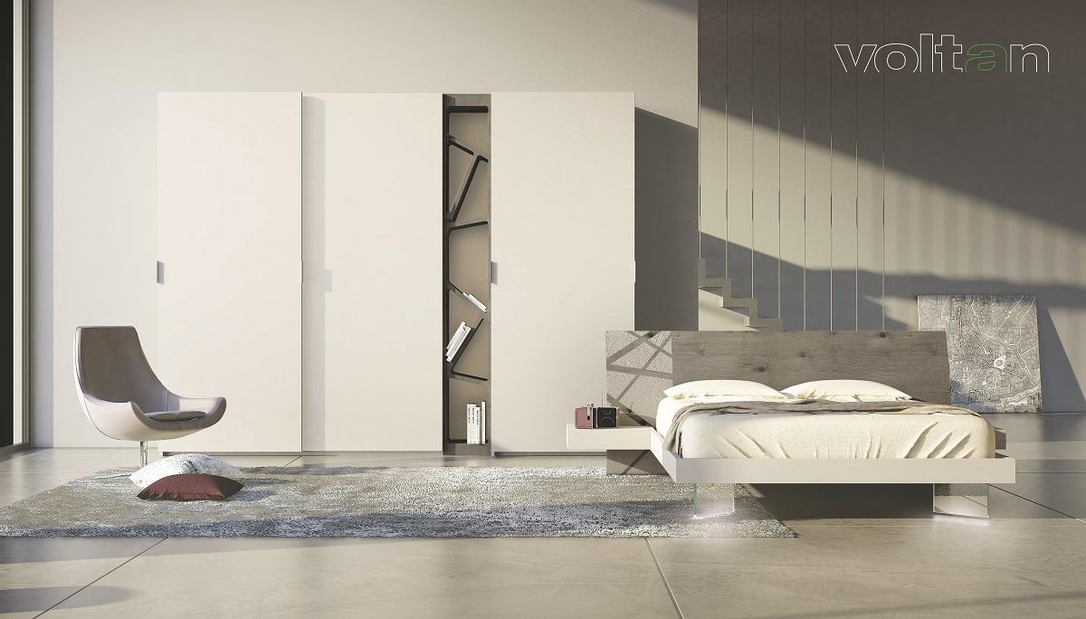 Camera Da Letto Grigia camera da letto moderna grigia