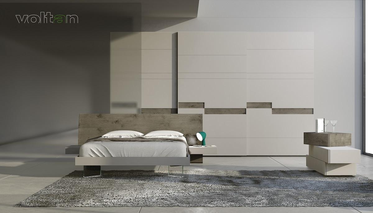 camera letto moderna elegante