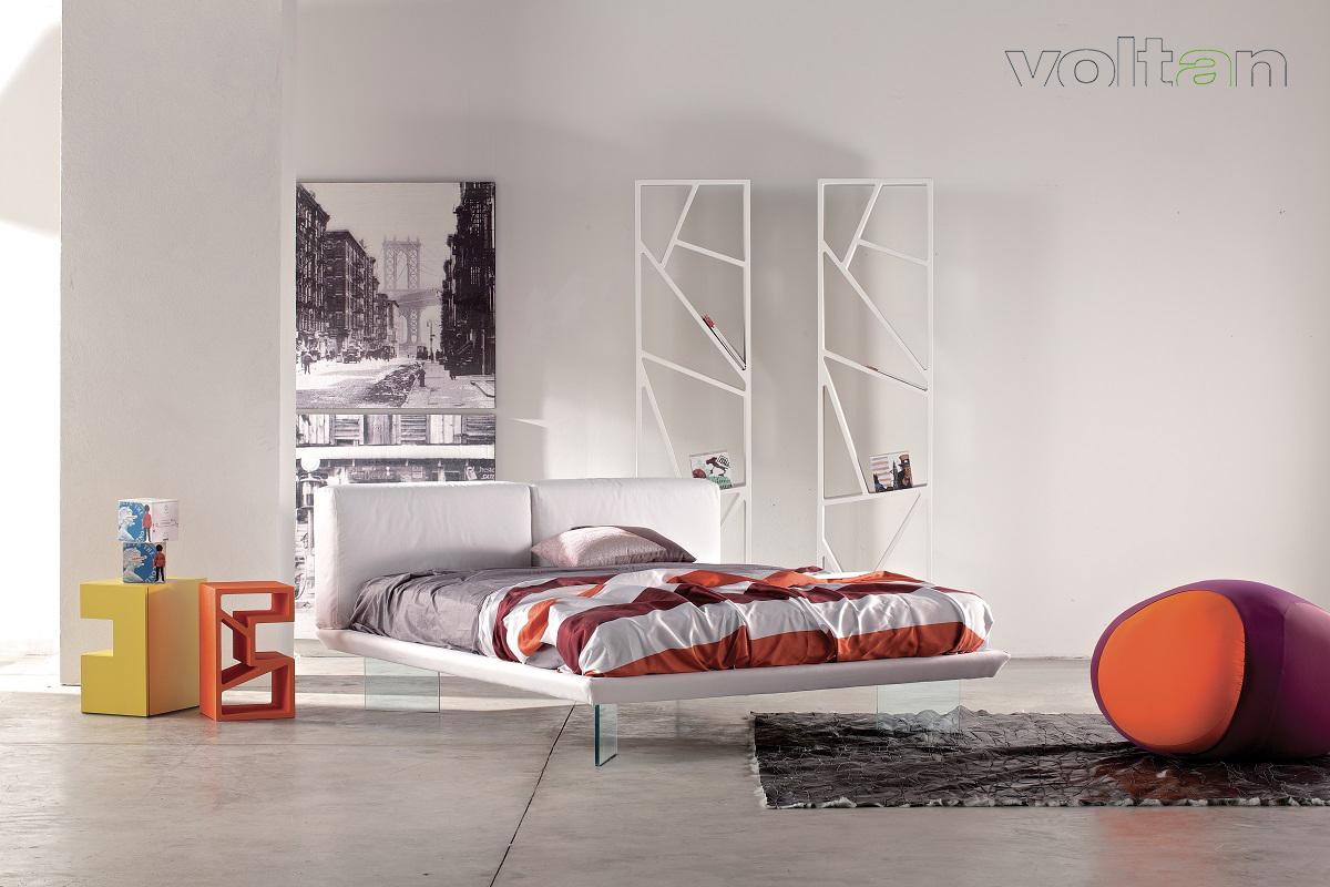 Arredare una camera da letto moderna