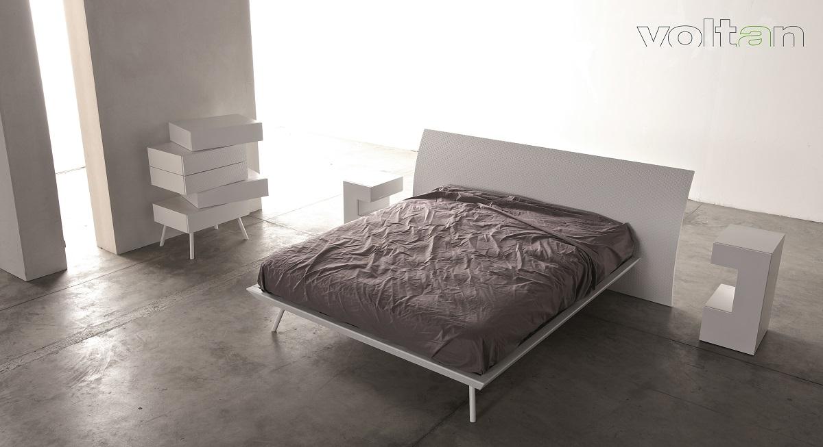 trittico moderno camera da letto