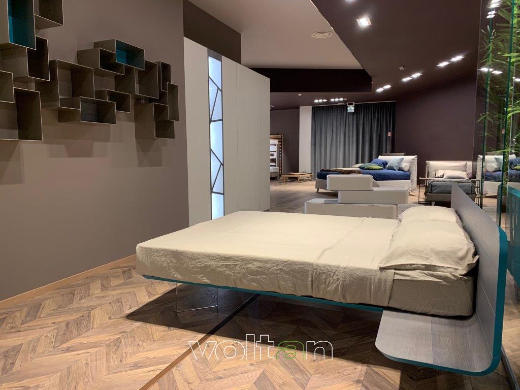 camera da letto minimal chic