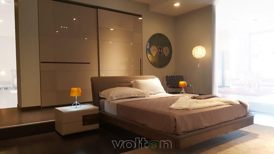 camere da letto in legno moderne
