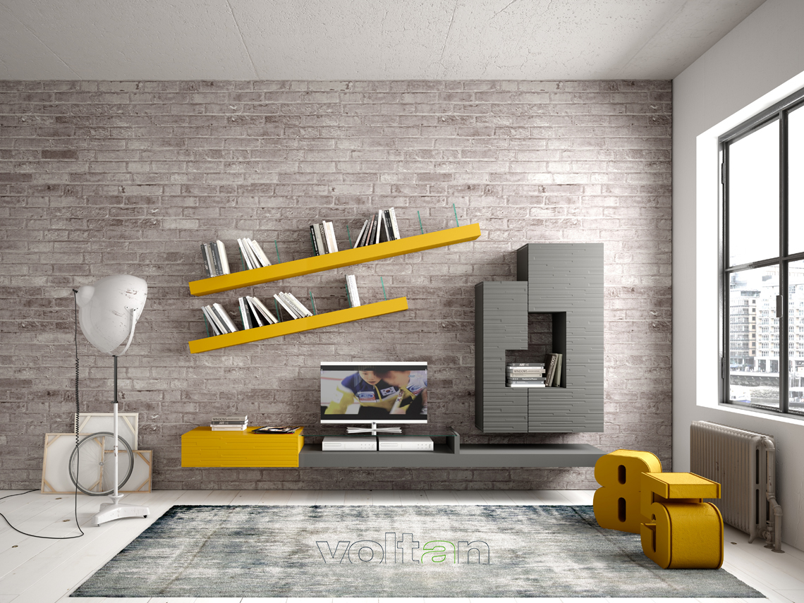 mobile-porta-tv legno-design