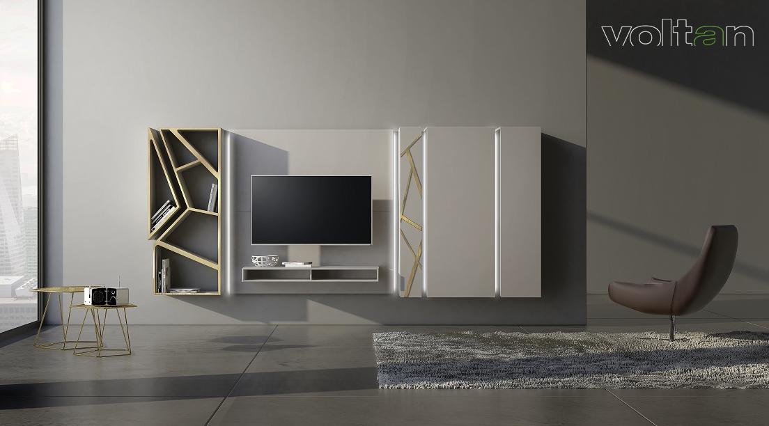 mobile_tv_legno moderno