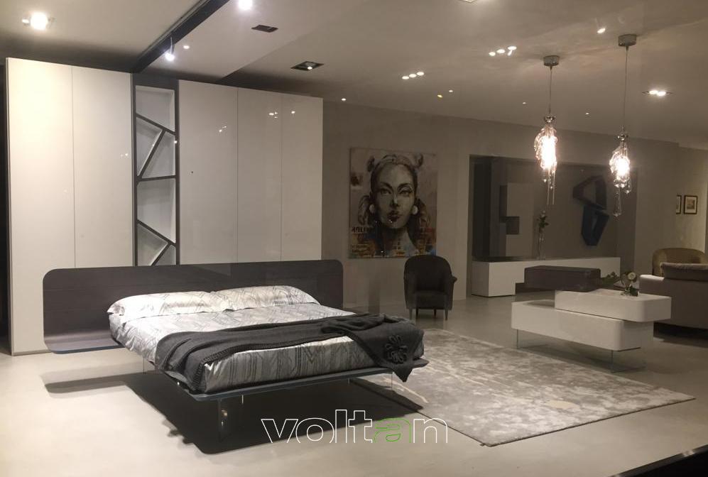mobili camera da letto moderna