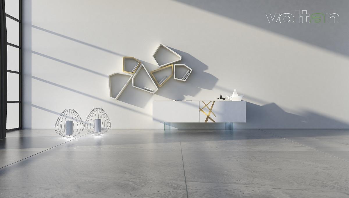 mobili contenitori soggiorno design