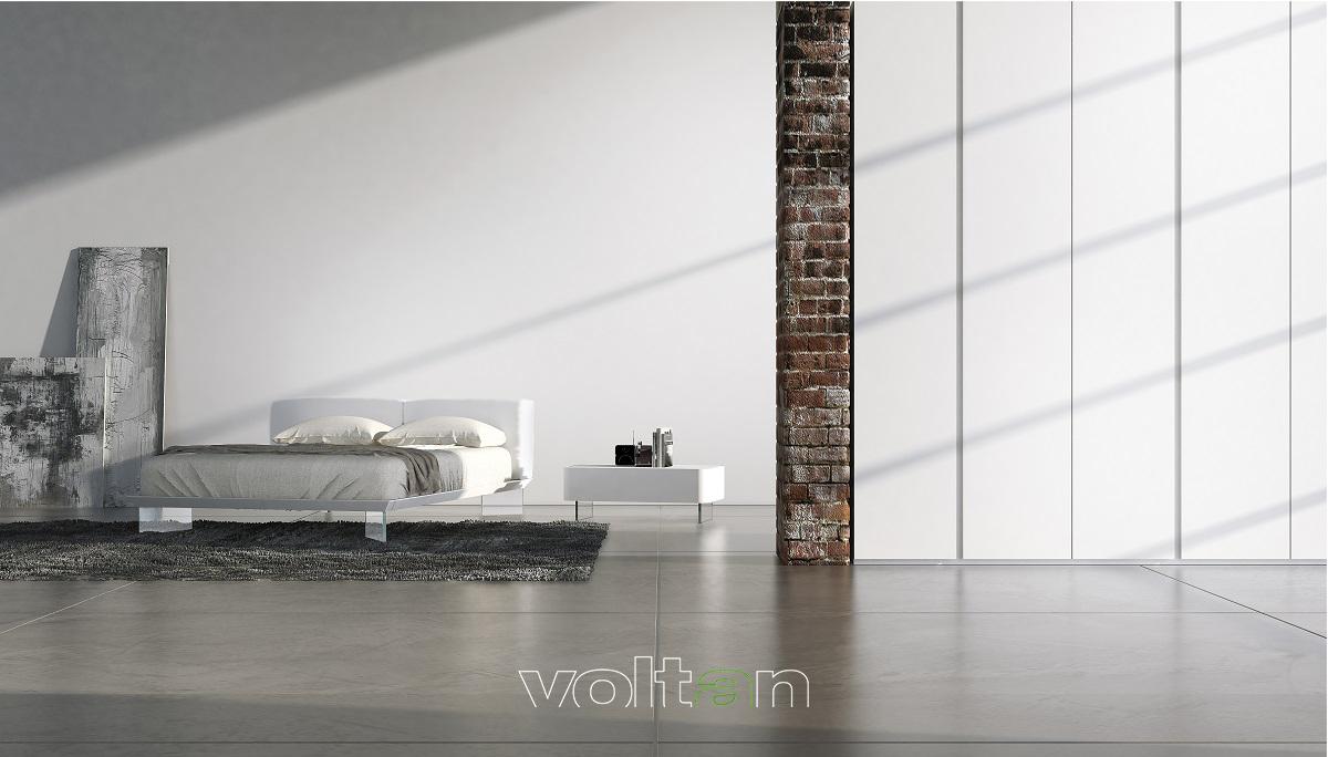 stanza da letto minimal