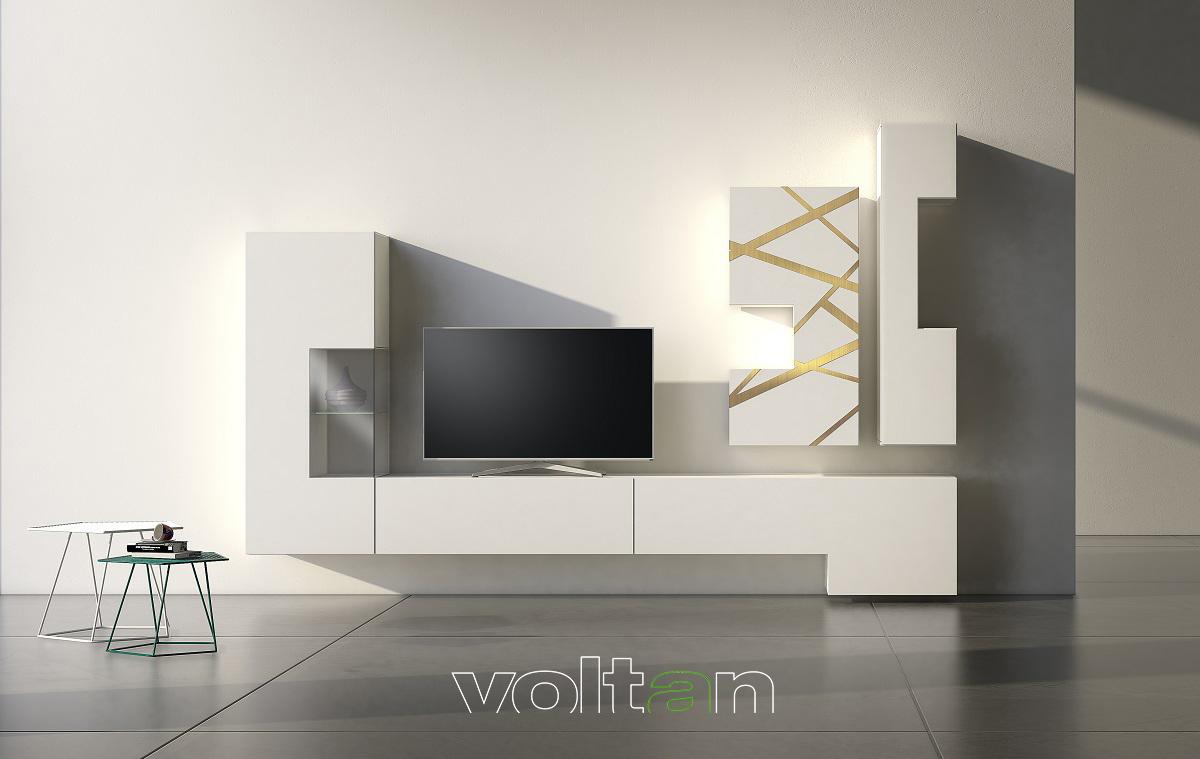 pareti attrezzate luxury