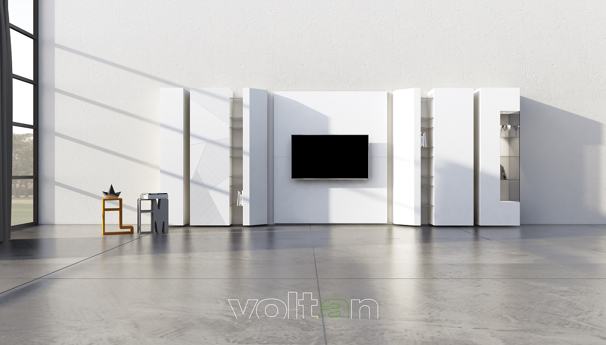 salotto design minimal