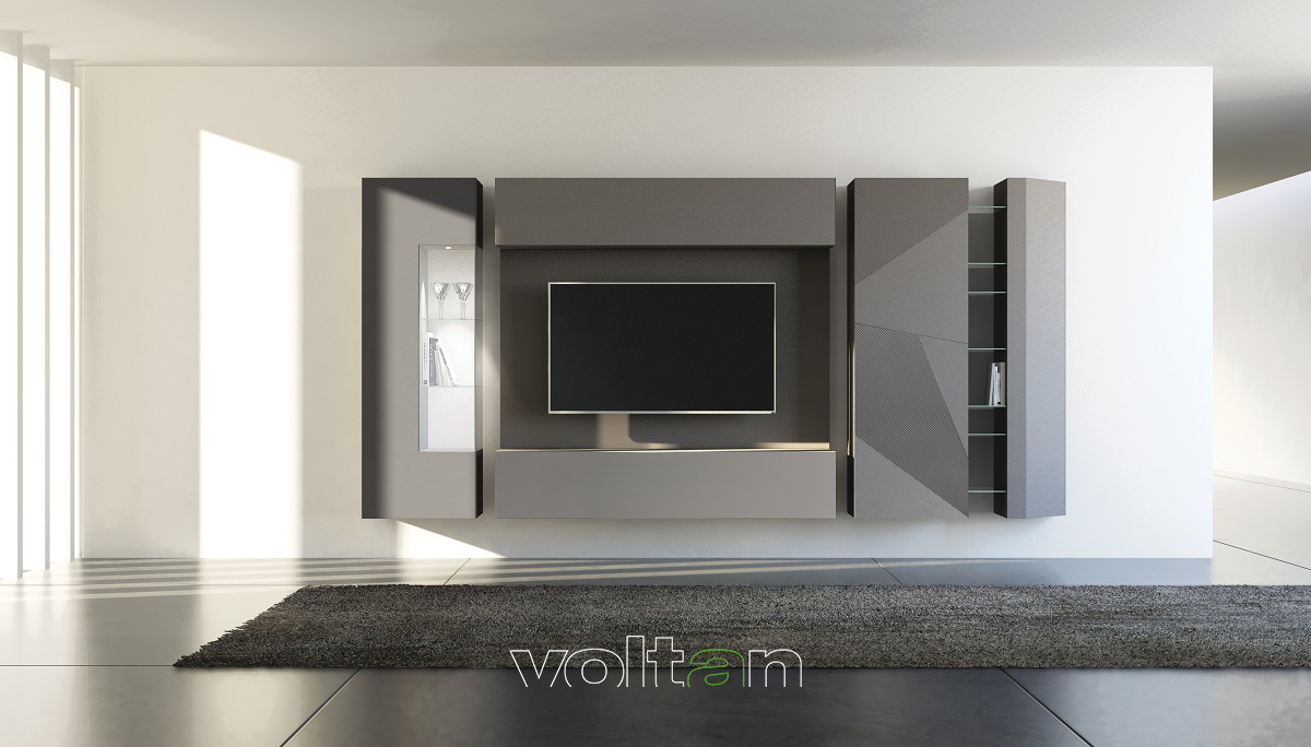 mobile tv elegante
